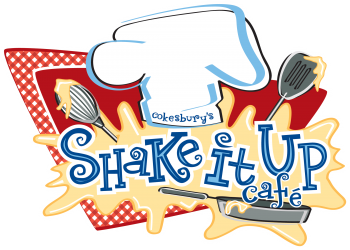 shake it up cafe logo
